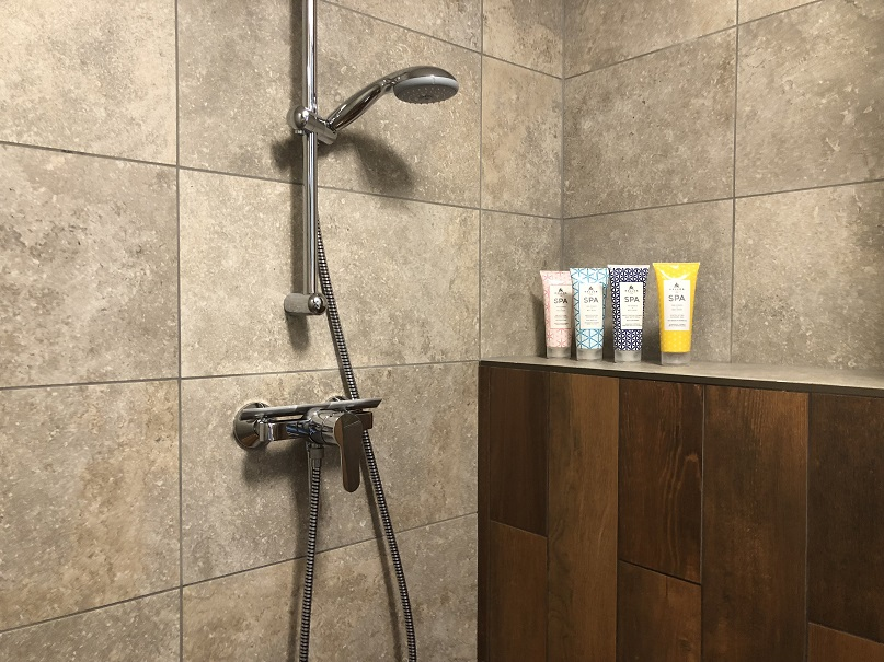 You Can Find Premium Shower Gels In The Shower Feel Free To Use Them
