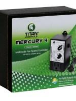 Mercury 4 – Multi Function Fan