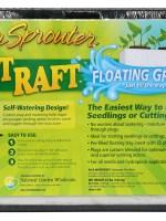 Root Raft Floating Plug Tray 55
