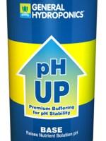 GH pH Up Liquid Quart (12/Cs)