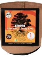 Gro Pro Essential Round Fabric Pot – 1G