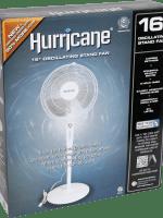Supreme Oscillating Stand Fan 1