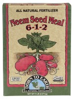 Down to Earth Neem Seed Meal – 5lb