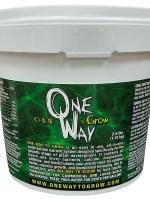 One Way to Grow 2.5 lbs / 1 kg