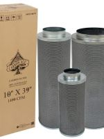 Carbon Ace Carbon Filter 6 in x 23 in – 550 CFM