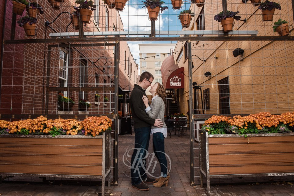 Rochester Engagement Photography - Erin & Jared - RKH Images-2