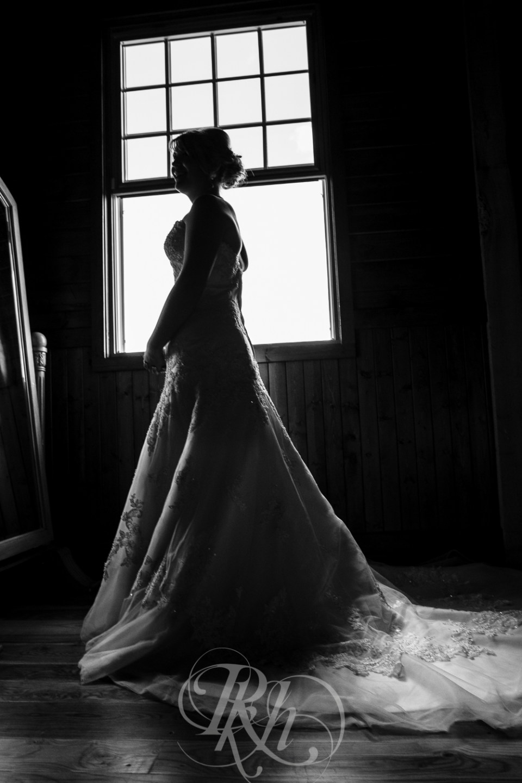 Farm wedding dress