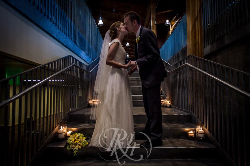 Hyland Ski Chalet wedding