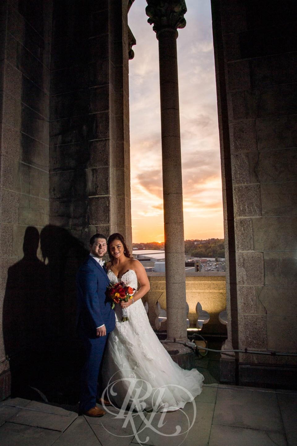 Landmark Center wedding photography