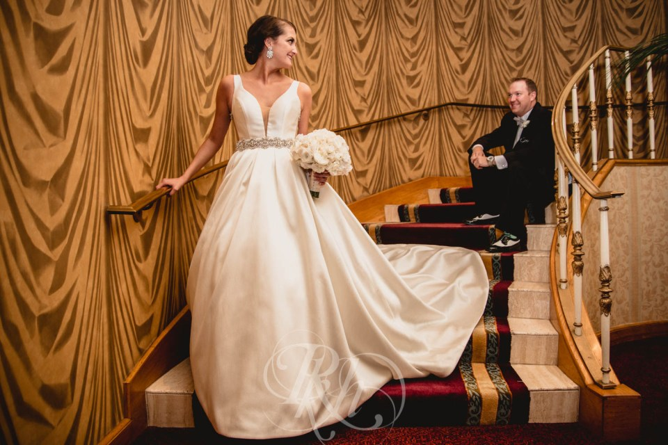 Saint Paul Hotel classic wedding