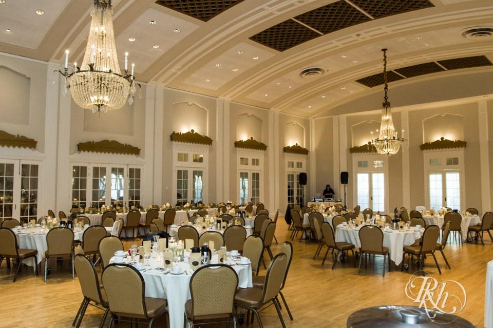 Lafayette Club wedding layout