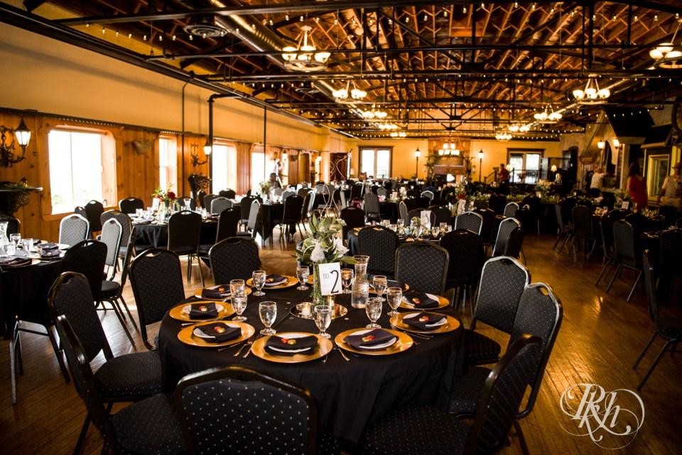 Kellerman's Event Center dining room