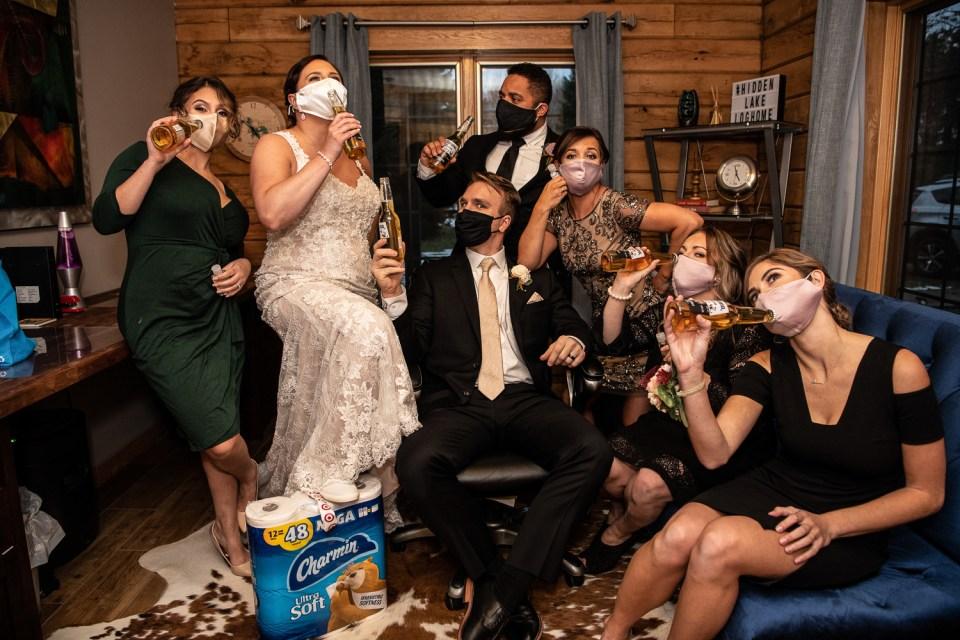best of 2020 wedding