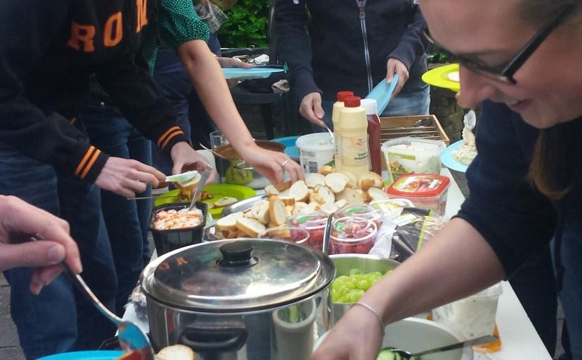 Barbecue Seizoenafsluiting