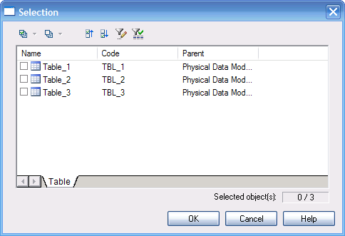 Multi-Select Dialog