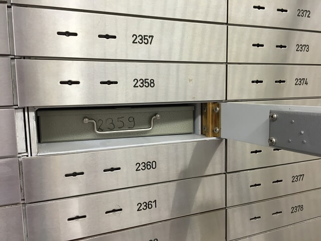 Opening a Safe Deposit Box After Death