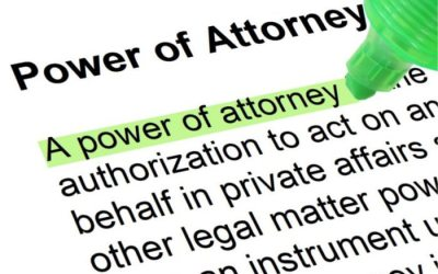 Changes to the Power of Attorney in NY