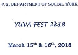 Yuva Fest – 2k18