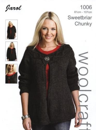 1006 Chunky Womens Jacket