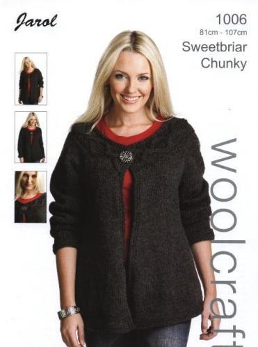 1006 Chunky Womens Jacket
