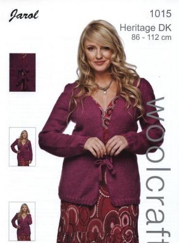 1015 DK Womens Cardigan