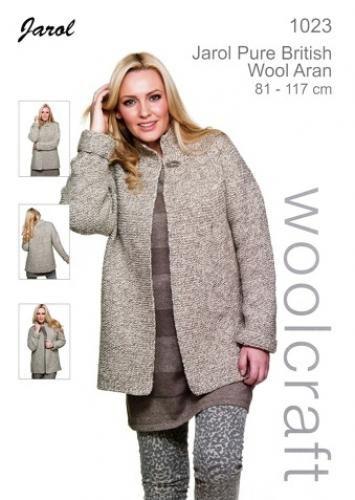 1023 Aran Womens Jacket