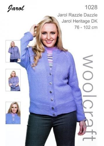 1028 DK Womens Cardigan