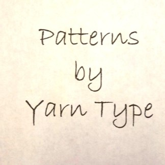 Patterns by Yarn Type