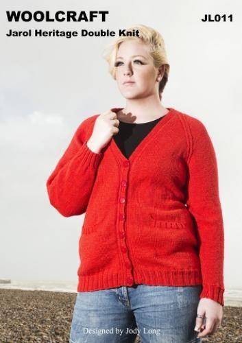 JL011 DK Womens Cardigan