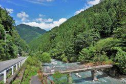 2014.8.20 v5 剣山から徳島への道