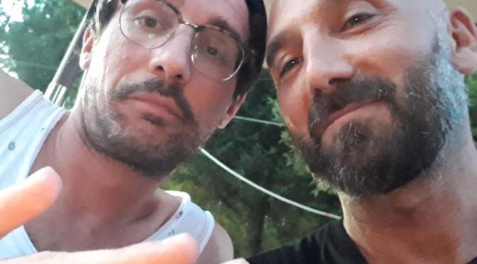 RKO allo Sziget festival con Willie Peyote