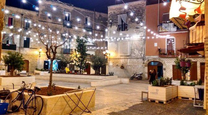 Largo Albicocca piazza degli innamorati: il 14 febbraio arriva a Bari il 'Gran Ballo di San Valentino'