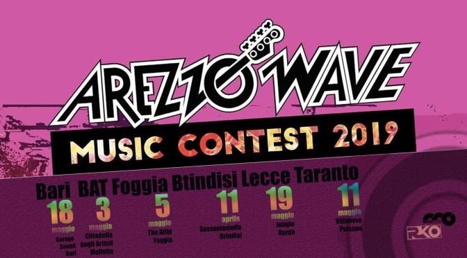 Arezzo Wave Puglia: ecco tutte le finali provinciali