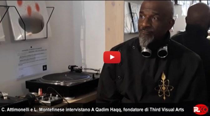 Reale Virtuale e Immaginario: Intervista a Qadim Haqq tra afrofuturismo e techno