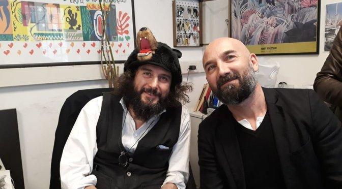 """Vinicio Capossela su RKO parla del suo nuovo album """"Ballate per uomini e bestie"""""""