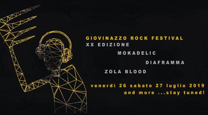 Giovinazzo Rock Festival 2019. #avereventanni