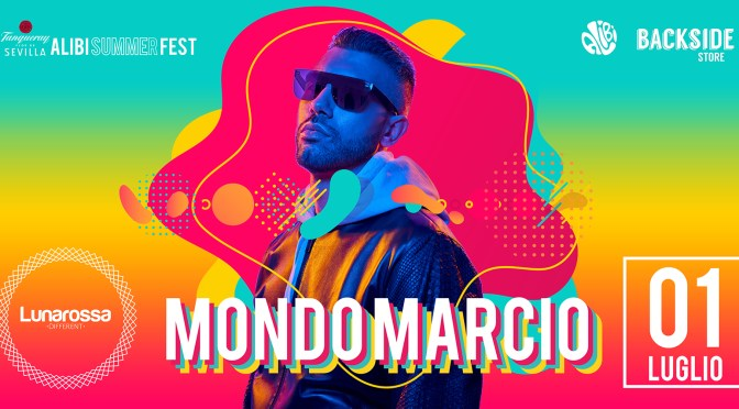 Mondo marcio: 1^ data di avvicinamento all'Alibi Summer Fest '19