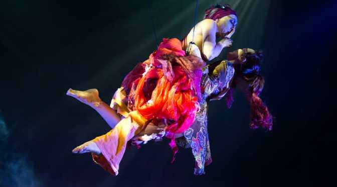 Koreja: IL TEATRO DEI LUOGHI FEST & FINETERRA 2019 si sposta ad Aradeo con l'arte di Bianco-Valente e la danza aerea di Elisa Barucchieri
