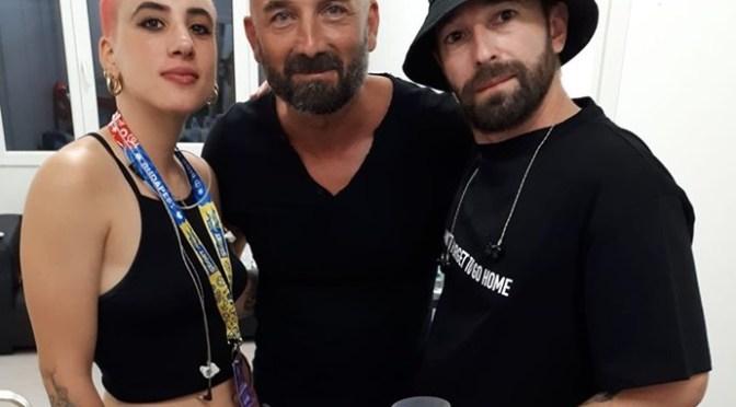 I coma_cose  intervistati allo sziget festival, nella prima puntata di  avant pop!