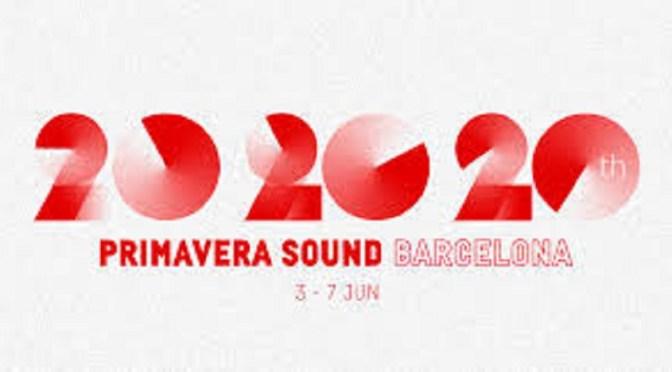 PRIMAVERA SOUND BARCELLONA 2020, ecco i primi nomi della line up