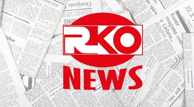 RKO News – aggiornamento del 10 marzo 2020 alle ore 15:00
