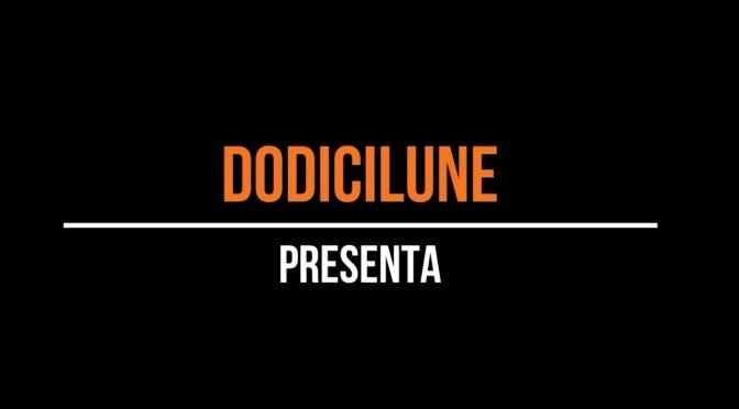 """Paolo Zou e Ciki Forchetti oggi per il secondo appuntamento di """"Dodicilune presenta"""""""