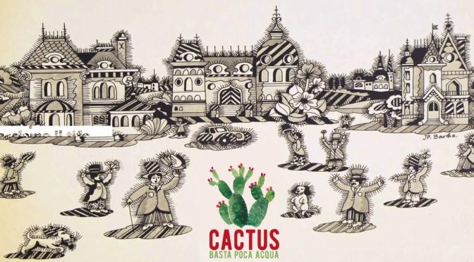 Era una casa così carina. Cactus. Basta poca acqua torna on air lunedì e ci spiega chi sono i city quitter