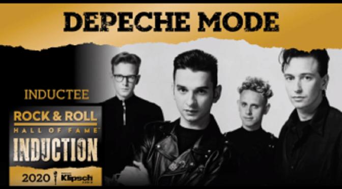 I Depeche Mode sono nella Rock'n'Roll Hall of Fame!