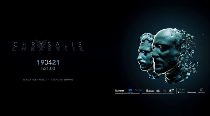 "Oggi alle 21, Kekko Fornarelli presenta in live streaming ""Chrysalis"". L'intervista su RKO"