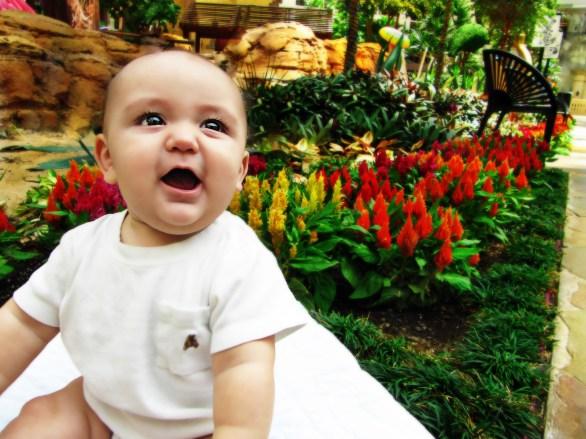Baby Smiles! :)