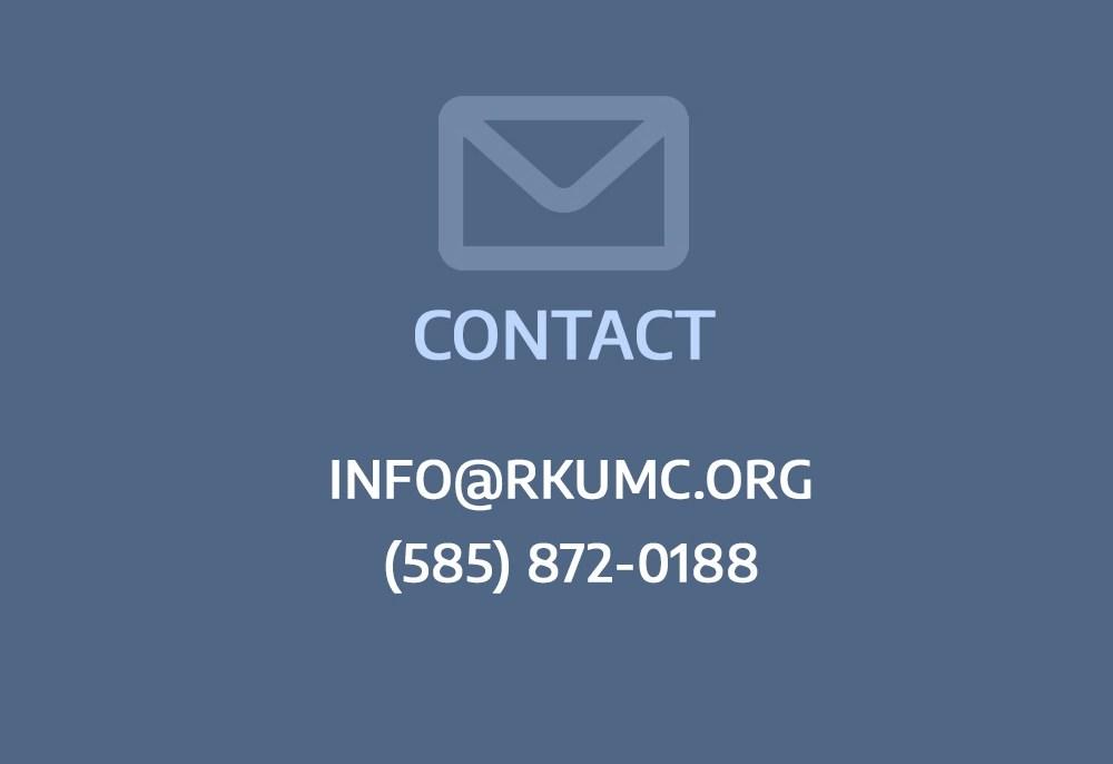 info@rkumc.org (585) 872-0188
