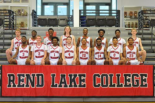 Men's Basketball - Rend Lake College