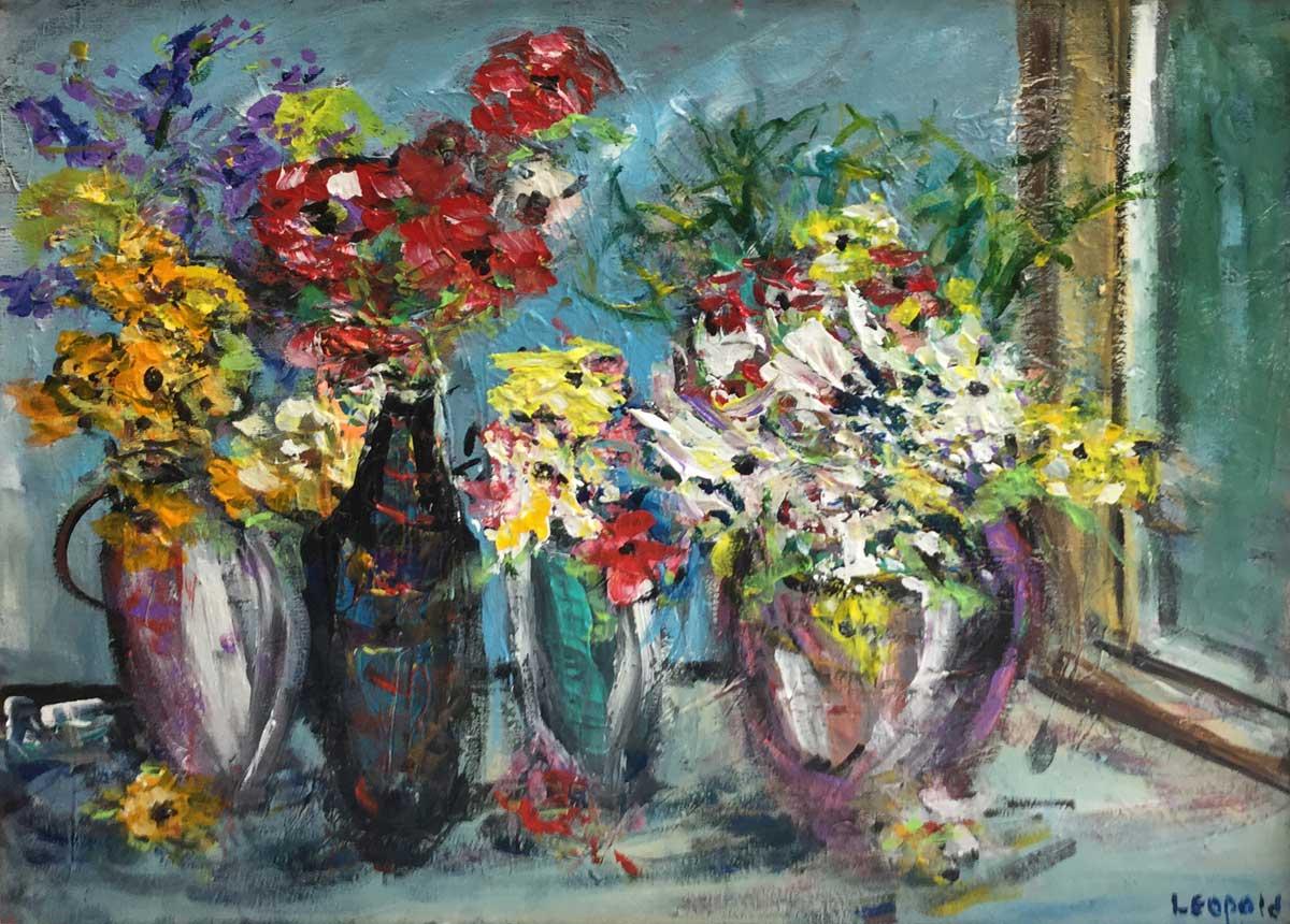Gang of Vases