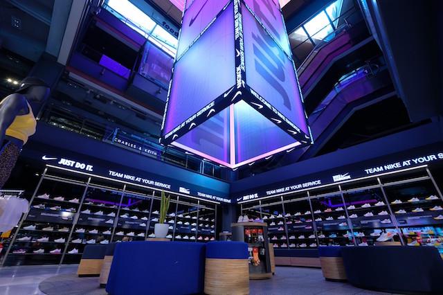 toxicidad Optimista montar  Nike Thailand launch Bangkok flagship   Retail & Leisure International